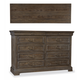 A.R.T Furniture St. Germain 10 Drawer Dresser in Coffee/ Foxtail 215130-1513