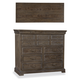 A.R.T Furniture St. Germain 14-Drawer Large Dresser in Coffee/ Foxtail 215131-1513