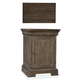 A.R.T Furniture St. Germain Door Nightstand in Coffee/ Foxtail 215144-1513