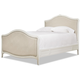 Smartstuff Furniture Genevieve Full Bed in French White 434A040