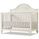Smartstuff Furniture Genevieve Convertible Crib in French White 434A310
