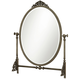 Smartstuff Furniture Genevieve Mademoiselle Mirror in French White 434A033