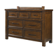 Standard Furniture Cameron Youth Dresser in Brown 94059