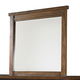 Standard Furniture Cameron Youth Mirror in Brown 94058