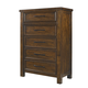Standard Furniture Cameron Youth Chest in Brown 94055