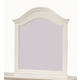 Standard Furniture Camellia Mirror in Marshmallow 95208