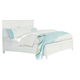 Standard Furniture Cooperstown Queen  Storage Bed in White