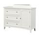 Standard Furniture Cooperstown Chesser in White 99969