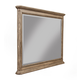 Alpine Furniture Melbourne Mirror in French Truffle