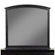 Alpine Furniture Madison Mirror in Dark Espresso