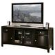 Alpine Furniture Laguna TV Console in Dark Espresso
