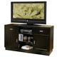 Alpine Furniture Manhattan TV Console in Dark Espresso