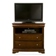 Alpine Furniture Chesapeake 2 Drawer TV Media Chest in Cappuccino