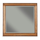 Alpine Furniture Jimbaran Bay Mirror in Tobacco ORI-811-06