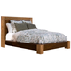 Alpine Furniture Jimbaran Bay Queen Platform Bed in Tobacco ORI-811-01Q