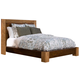 Alpine Furniture Jimbaran Bay King Platform Bed in Tobacco ORI-811-07EK