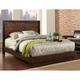 Alpine Furniture Element 2 Queen Platform Bed in Espresso ORI-213-21Q