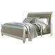 Liberty Furniture Harbor View II King Sleigh Bed in Linen 631-BR-KSL