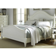 Liberty Furniture Harbor View II Queen Poster Bed in Linen 631-BR-QPS