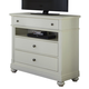 Liberty Furniture Harbor View II Media Chest in Linen 631-BR45