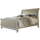Liberty Furniture Harbor View III King Sleigh Bed in Dove Gray 731-BR-KSL
