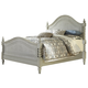 Liberty Furniture Harbor View III King Poster Bed in Dove Gray 731-BR-QPS