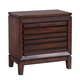 Aspenhome Walnut Park Liv360 Nightstand in Cinnamon Walnut I05-450