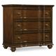 Hooker Furniture Leesburg Three-Drawer Bachelors Chest in Mahogany 5381-90017 CLEARANCE