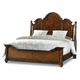Hooker Furniture Leesburg Queen Post Bed in Mahogany 5381-90650