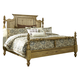 Liberty Furniture High Country Queen Poster Bed in Honey Spice 797-BR-QPS