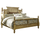 Liberty Furniture High Country King Poster Bed in Honey Spice 797-BR-KPS