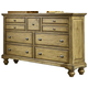 Liberty Furniture High Country 7 Drawer Chesser in Honey Spice 797-BR31 CLEARANCE