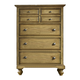 Liberty Furniture High Country 5 Drawer Chest in Honey Spice 797-BR41