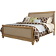 Liberty Furniture Harbor View King Sleigh Bed in Sand 531-BR-KSL