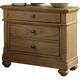 Liberty Furniture Harbor View 2 Drawer Nightstand in Sand 531-BR61