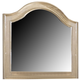 Liberty Furniture Harbor View  Arched Top Mirror in Sand 531-BR51