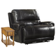 Paron - Antique Father's Day Wide Seat Recliner Package $1,199.00