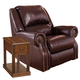 Walworth - Blackcherry Father's Day Power Rocker Recliner Package $999.00