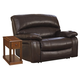 Damacio - Dark Brown Father's Day Wide Seat Recliner Package $1,099.00