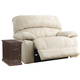 Damacio - Cream Father's Day Wide Seat Recliner Package $1,099.00