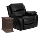 McAdams - Black Father's Day Power Rocker Recliner Package $999.00