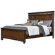 Liberty Furniture Coronado King Panel Bed in Tobacco 562-BR-KPB