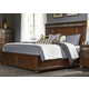 Liberty Furniture Coronado Queen Storage Bed in Tobacco 562-BR-QSB