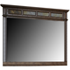 Liberty Furniture Coronado Mirror in Tobacco 562-BR51