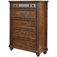Liberty Furniture Coronado 5 Drawer Chest in Tobacco 562-BR41