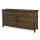 A.R.T Furniture Echo Park Dresser in Mocha 212130-2016