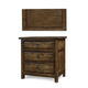A.R.T Furniture Echo Park Nightstand in Mocha 212140-2016