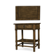 A.R.T Furniture Echo Park Leg Nightstand in Mocha 212141-2016