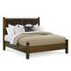 A.R.T Furniture Echo Park King Poster Bed in Mocha