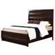 New Classic Lazaro Queen Storage Bed in Shadow
